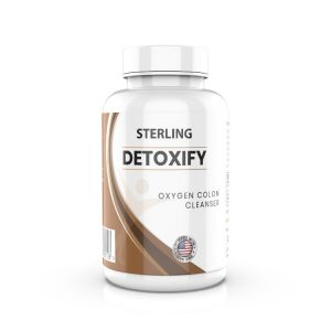 sterling detoxify colon cleanser