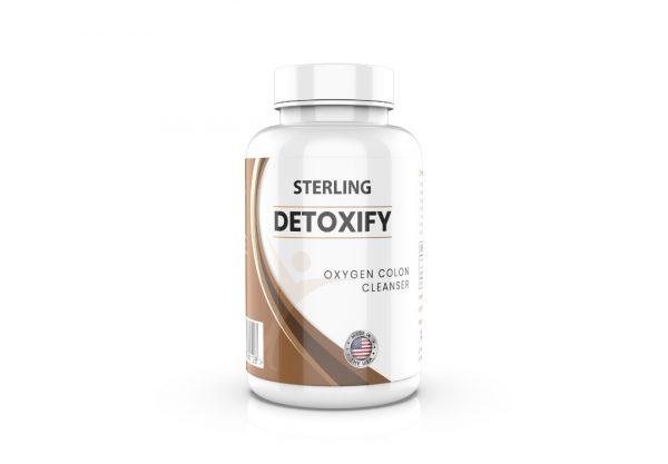 sterling detoxify colon cleanser